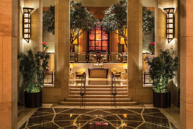 Inside the 120m renovation of four seasons hotel new york - Raphael s hair salon ...