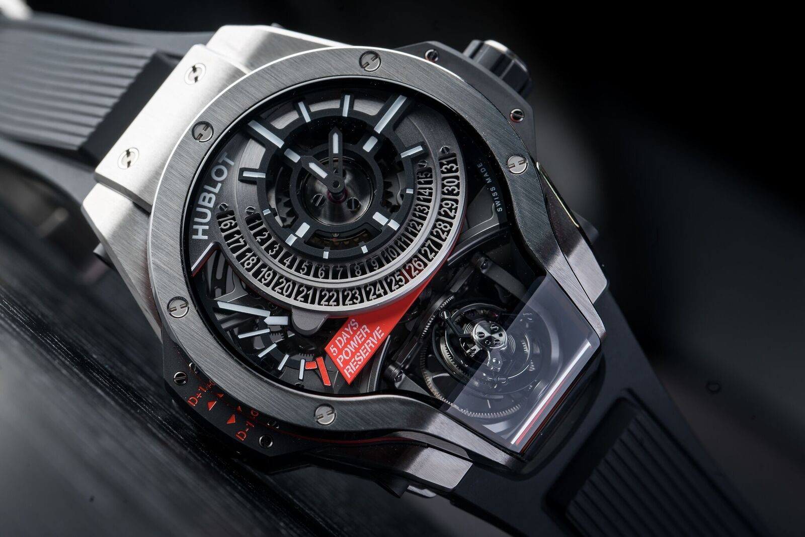 Hublot MP-09 Tourbillon Bi-Axis