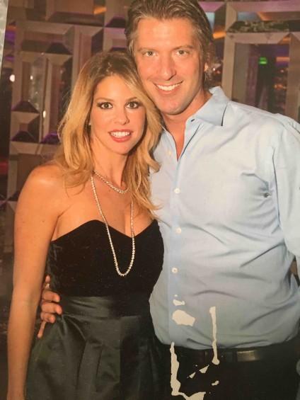 Nicole and Michael Simkins