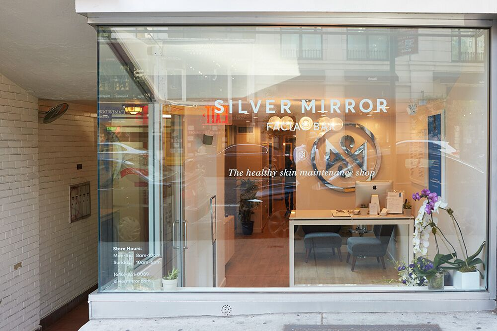 . Chic Facials Galore at Upper East Side s Silver Mirror