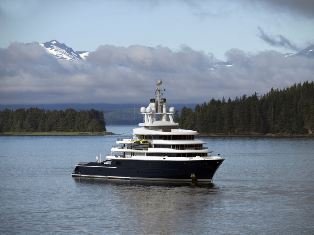 The Worlds Five Largest Explorer Yachts