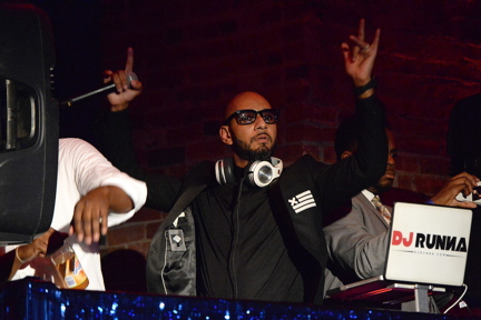 NEW YORK, NY - APRIL 03: Swizz Beatz spins during the 2017 Brooklyn Artists Ball at Brooklyn Museum on April 3, 2017 in New York City. (Photo by Kevin Mazur/Getty Images for Brooklyn Museum)