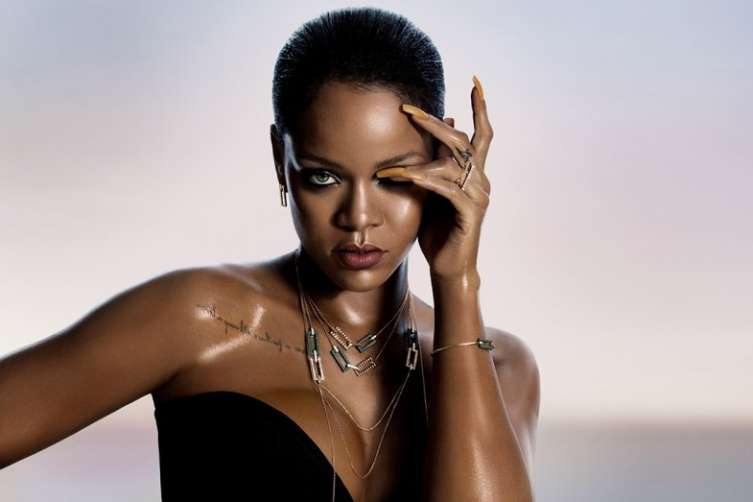 Rihanna loves Chopard