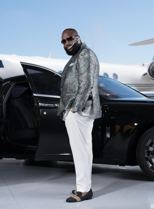 Music Icon Rick Ross Talks New Album And Growing Empire