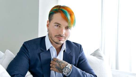Latin Music Sensation J Balvin Shares his Secrets to Success