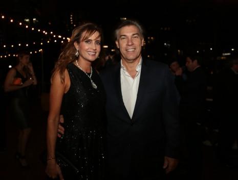 Ana Cristina and Edgardo Defortuna