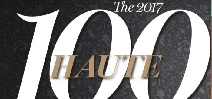 Haute Living Miami's 2017 Haute 100 List