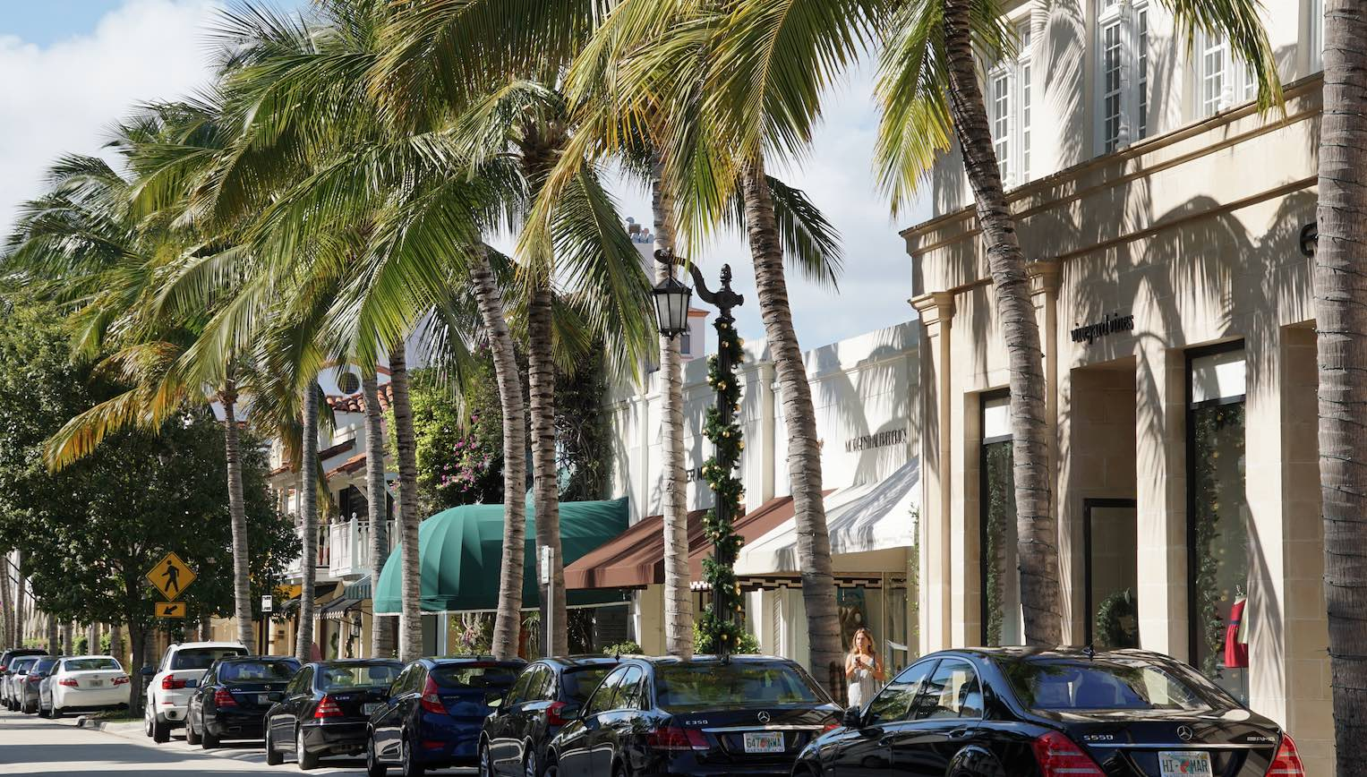 Haute Shopping A Look At Palm Beach 39 S Luxe Worth Avenue