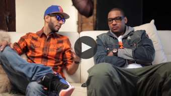 Swizz-Beatz-Interviews-NY-Knick-Carmelo-Anthony-for-Haute-Living-Cover-Shoot