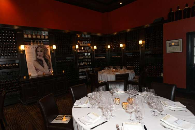 Haute Living celebrates Felicity Huffman at Osteria Mozza