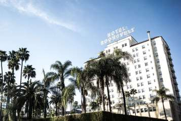 The Hollywood Roosevelt – Exterior 1