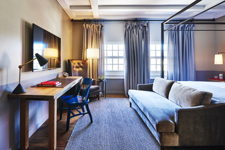 Tower Guest Room, King Deluxe
