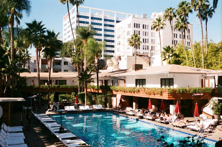 Tropicana pool