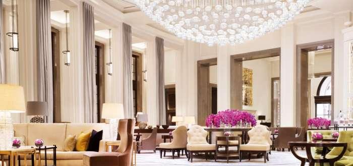Haute Top 5: Coolest Hotel Lobbies in London 2017