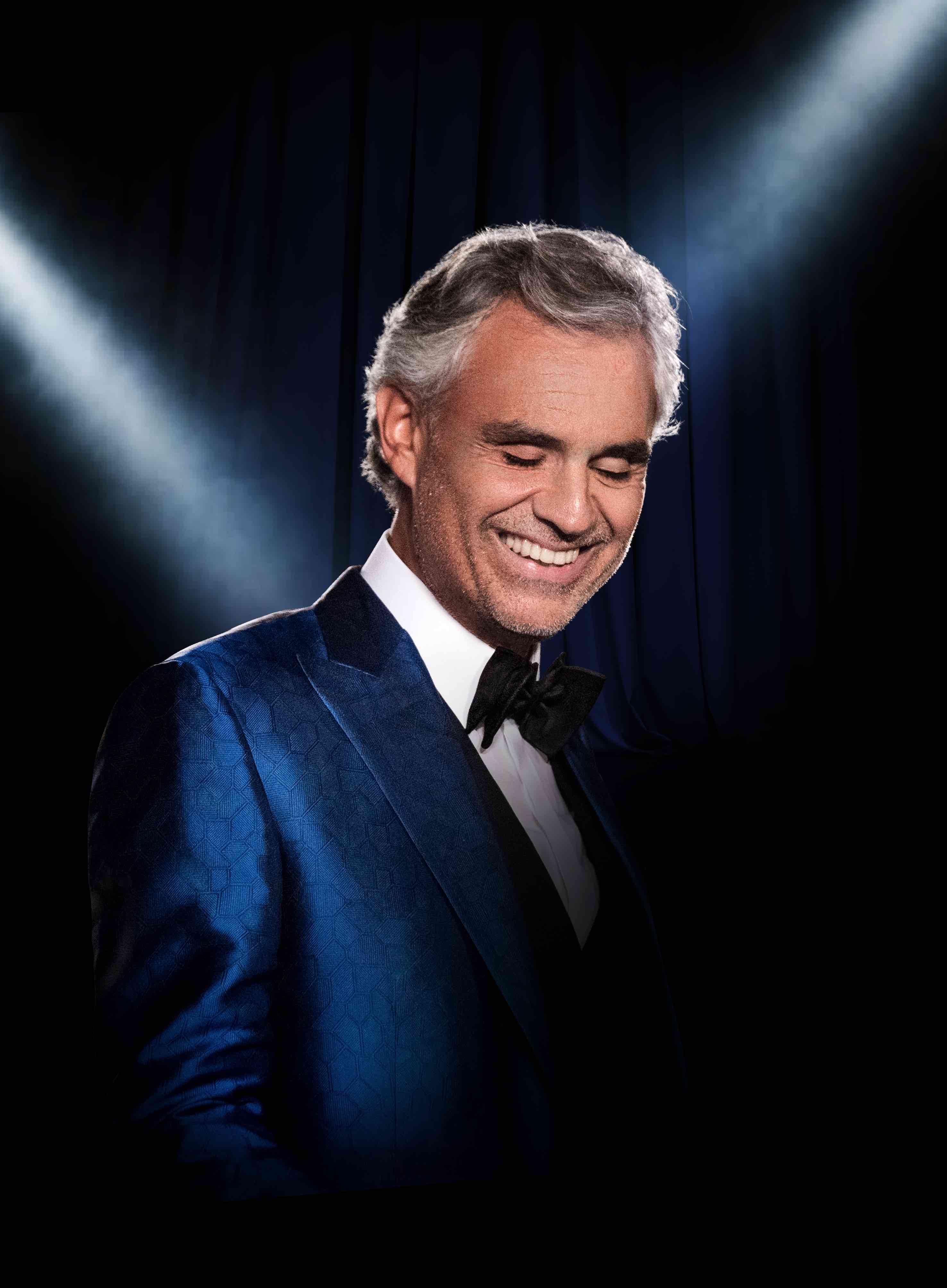 A Qa With Andrea Bocelli On His Upcoming Charity Concert At Residences By Armani Casa