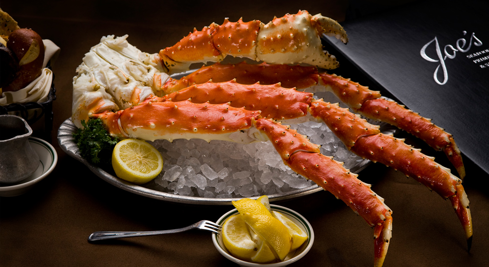 Best Seafood Chicago Joes Home King Crab