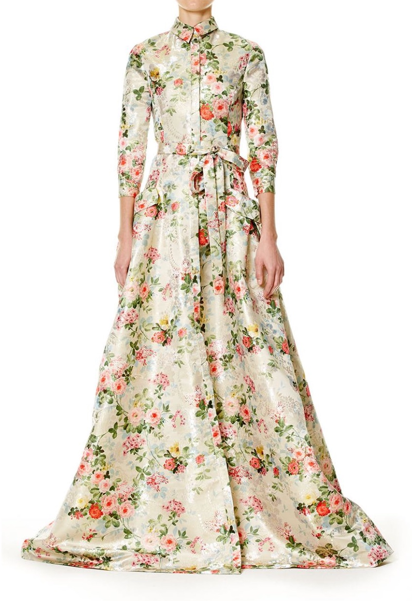 Rent this Carolina Herrera dress on Armarium's website