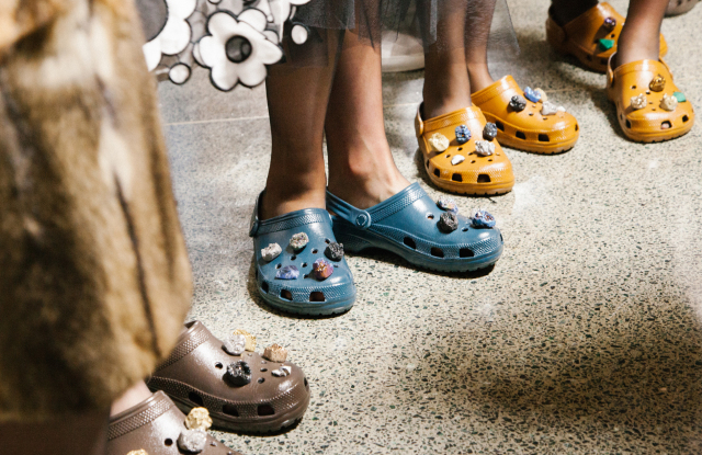 Christopher Kane x Crocs Collection