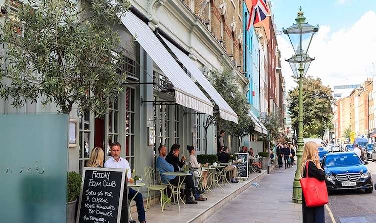 Quick Hits: An Insider's Guide to Fitzrovia