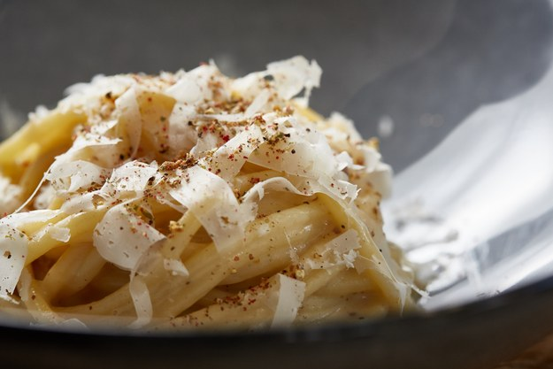 best pasta dishes in chicago - caccio whey pepe
