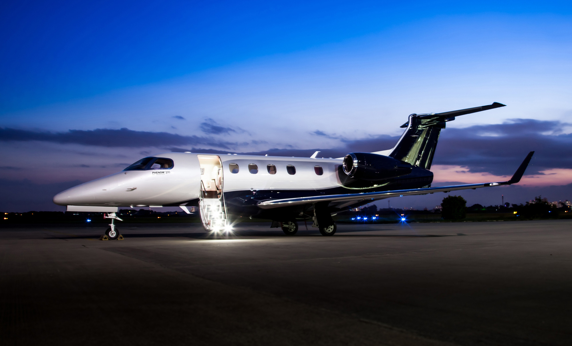 Haute Jet of the Week: Embraer Phenom 300