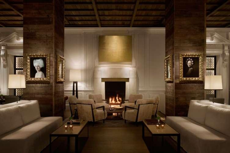 public hotel chicago - coolest hotel lobbies