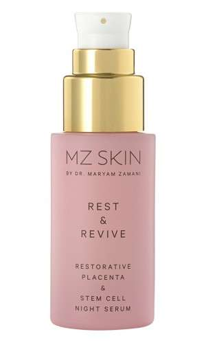 MZ SKIN: Rest & Revive Restorative Placenta & Stem Cell Night Serum £195.00