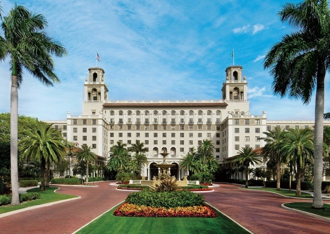 The Breakers Club and Resort, Palm Beach