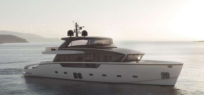 Sanlorenzo Launches SX88 Crossover Yacht