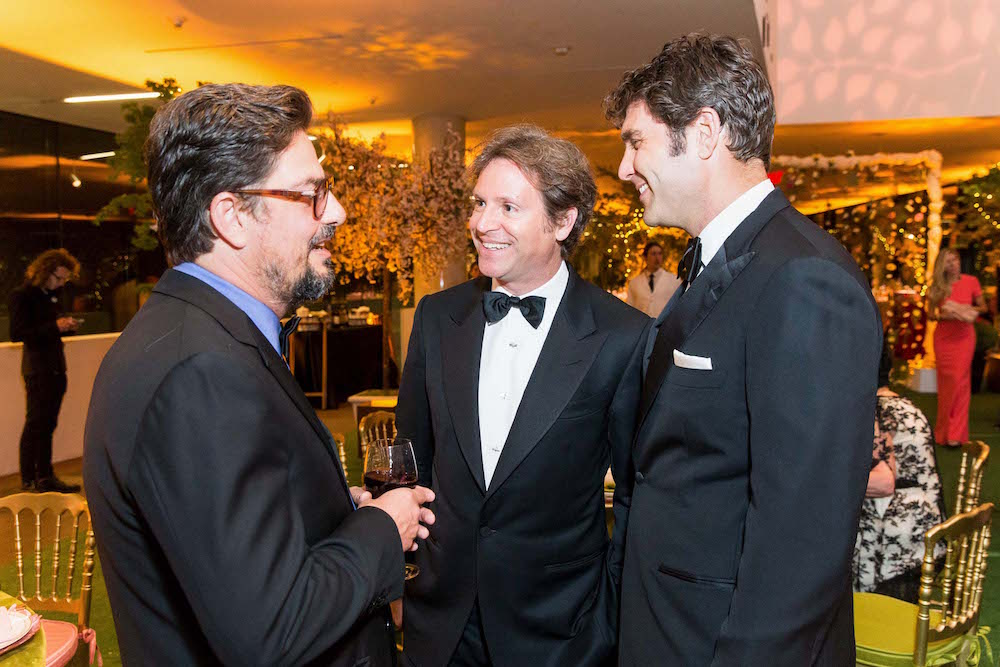 Roman Coppola, Trevor Traina and Zachary Bogue