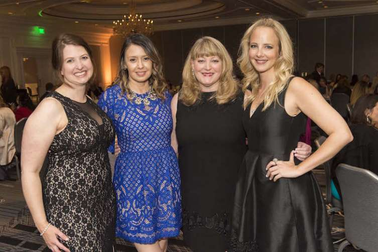 Junior League of San Francisco's 12th Annual Women at the Center Honors Celebration