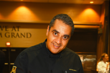 Behind the Scenes with Chef Michael Mina