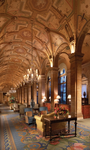 17 The Breakers Main Lobby