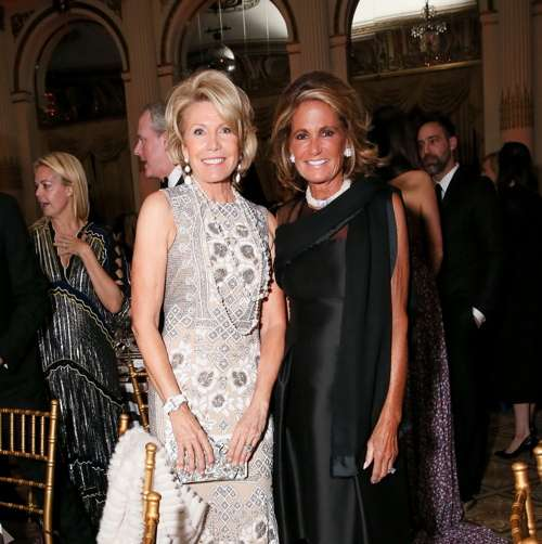 Christine Schwarzman, Grace Meigher