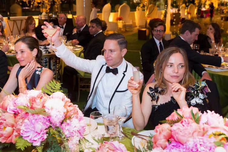Spring Gala at the de Young Museum
