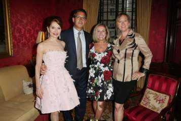 Martin and Jean Shafiroff Host Cocktails for American Heart Association