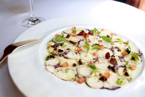 21 - Octopus Carpaccio