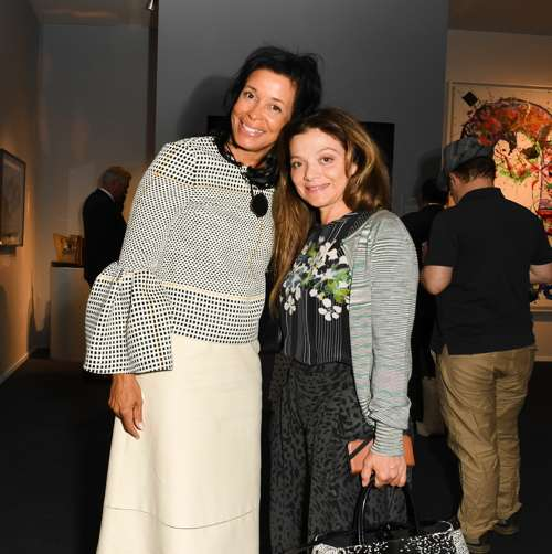 The Opening Night : of TEFAF New York Spring
