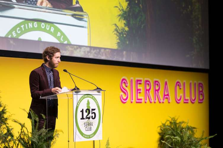 The Sierra Club's 125th Anniversary Trail Blazers Ball