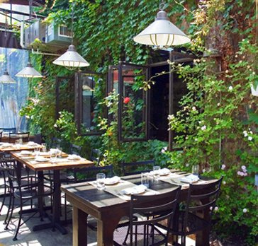 Where To Dine And Drink Outdoors This Summer Brooklyn Edition