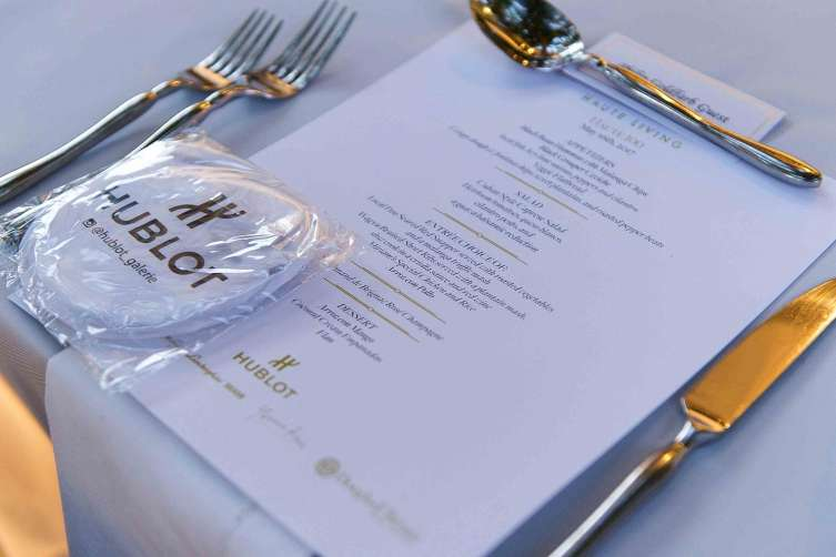 Haute 100 Dinner Menus