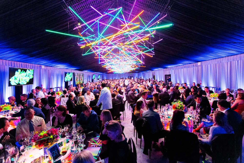 Atmosphere at the Big Bang Gala 2017