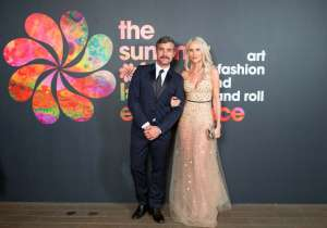 SAN FRANCISCO, CALIFORNIA - May 20 -  Douglas Friedman and Vanessa Getty attend Spring Gala at the de Young Museum on May 20th 2017 at de Young Museum in San Francisco, California (Photo - Andrew Caulfield for Drew Altizer Photography)