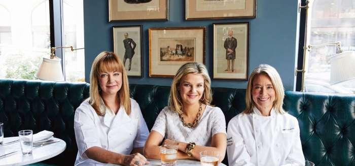 Fempire Builders: Meet the Women Behind SF's Hottest Restaurant Empire