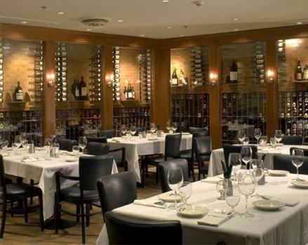 Boston Park Square Wine Cellar