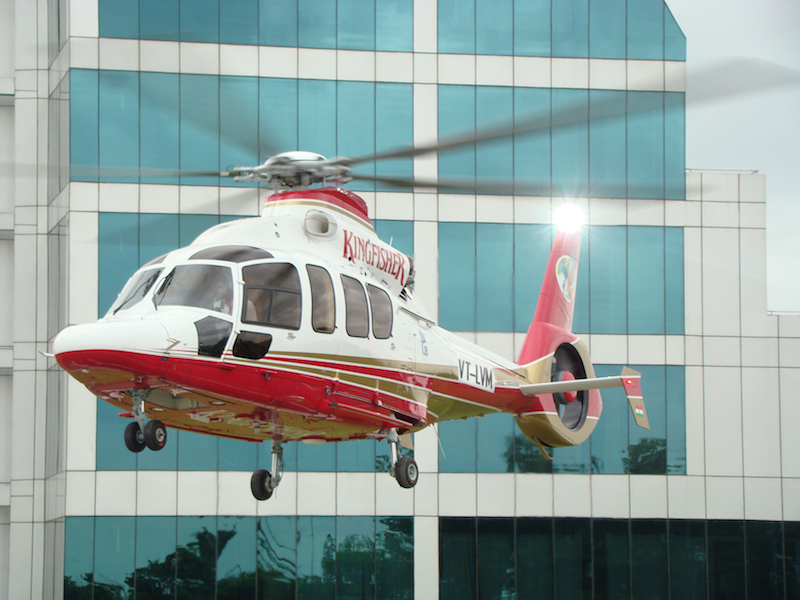 Five of the Most Expensive Business Helicopters