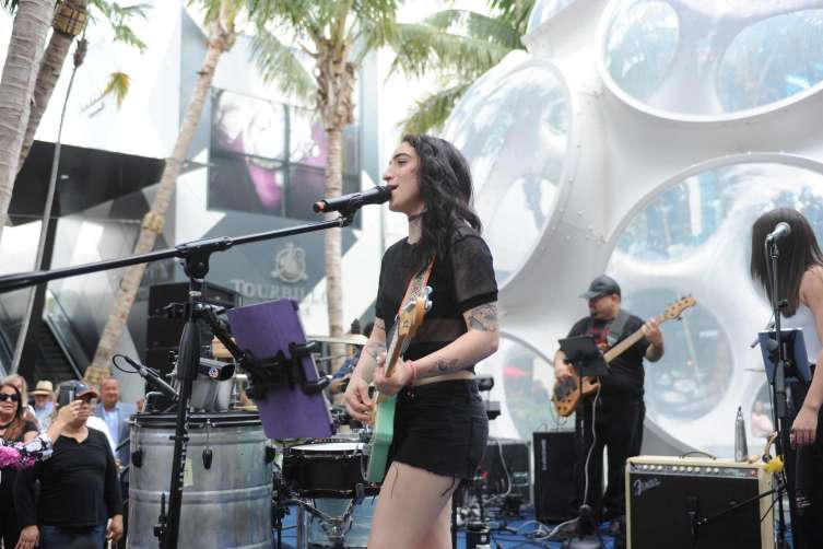 Emily Estefan performing25