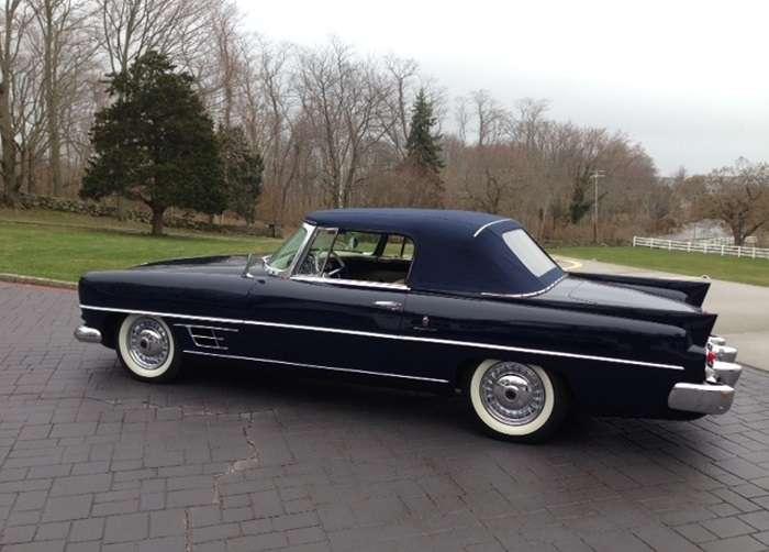 Herb Chambers 1958 Dual-Ghia