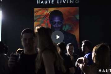 Hublot and Haute Living Honor Brand Ambassador Lapo Elkann at Art Basel Miami