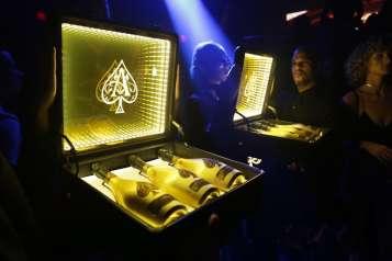 Armand de Brignac Launch of Case of Ace